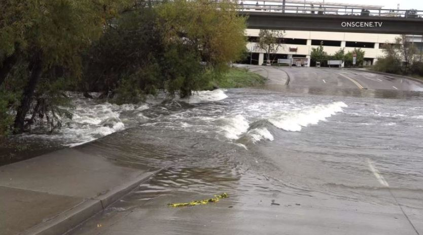 Scattered Flooding Reported Across San Diego from Latest Storm