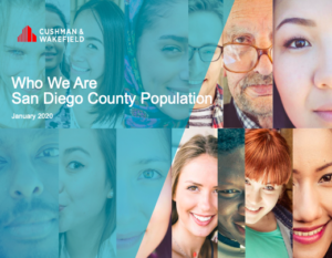 """""""Who We Are San Diego County Population"""" study for January 2020 was released Tuesday."""