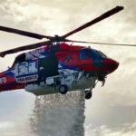 San Diego's S-70i Firehawk helicopter