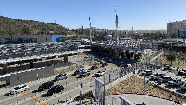 San Diego Feiert Abschluss von 10-Jahres -, $741 Millionen San Ysido Expansion