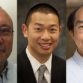 """UCSD professors winning Defense University Research Instrumentation Program grants from the Pentagon are (from left) Jorge Cortés, Kenneth """"Ken"""" Loh and Yu-Hwa Lo."""