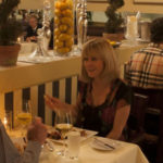 Diners at WineSellar & Brasserie