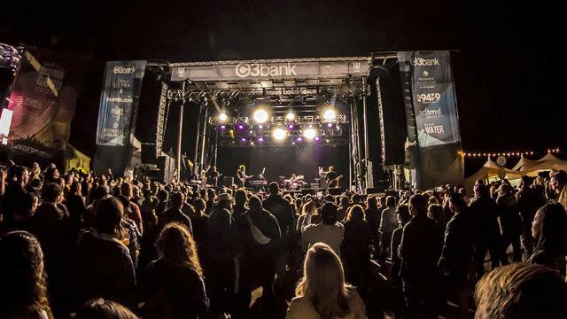 Stage at Wonderfront