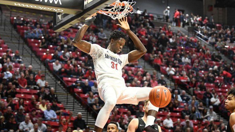 San Diego State University Basketball 2019-20