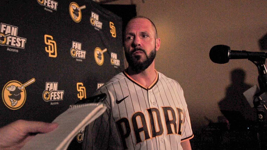 Padres Νέο Manager Βλέπει την Ομάδα, τους Παίκτες, Βοηθώντας να Αποκατασταθεί η Αίσθηση της Ομαλότητας