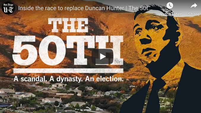 Ένα Ντοκιμαντέρ Γεννιέται: U-Τ να Κάνει Την 50ή Για να χαλάσουμε της Ντάνκαν Χάντερ