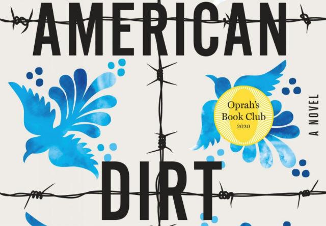 """Cover of """"America Dirt"""""""