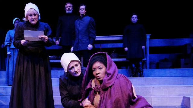 Lamb 's players Theatre Serviert Glauben und Kunst bei