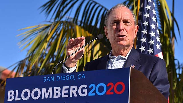 Opinion: A Retired Newspaper Columnist Turns Enthusiastic Mike Bloomberg Supporter
