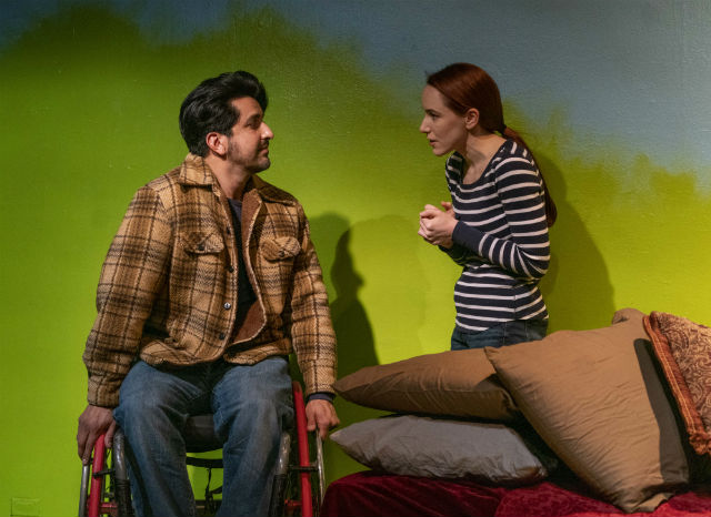 Heaven on Earth Is a 'Place Where You Already Are' at OnStage Playhouse