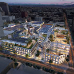 Architect's rendering of Horton Plaza redevelopment