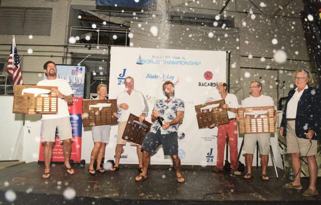 Coronado Segler nannten UNS Segeln Rolex-Finalist