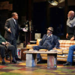 "A scene from ""August Wilson's Jitney"" at The Old Globe"
