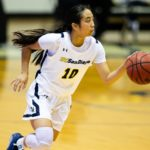 Women's basketball UCSD CCAA