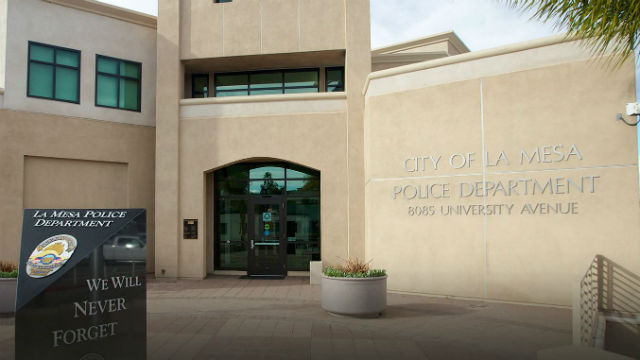 La Mesa Police Department