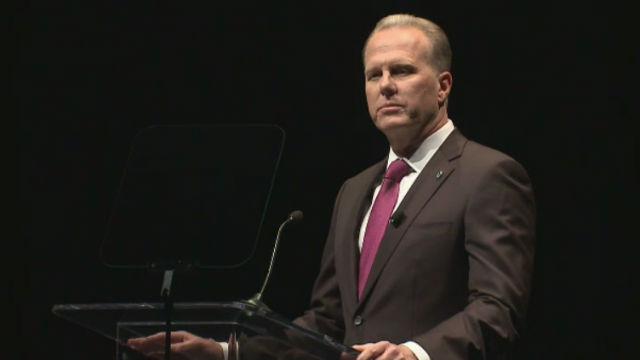 Mayor Kevin Faulconer