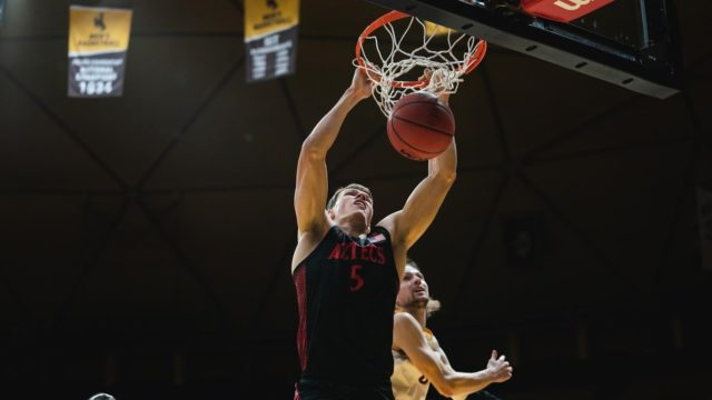 SDSU Mountain West Aztecs