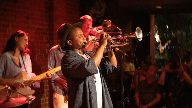 A San Jose Jazz performance