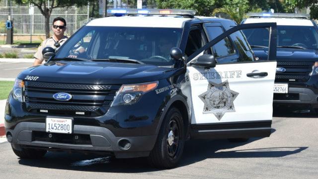 Sheriff's Cruisers