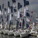 Sailboats at Sunroad Marina