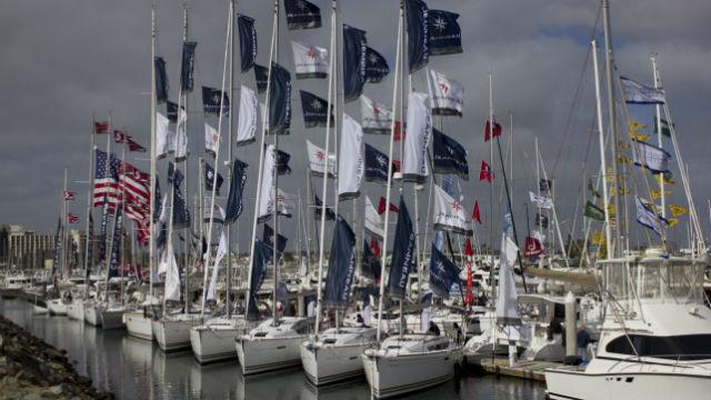 11. Jährlichen San Diego Sunroad Marina Boat Show Läuft noch bis Sonntag
