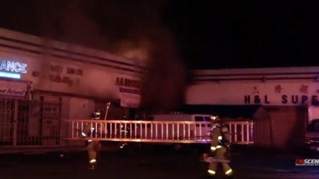 San Diego Fire-Rescue Retail Community