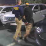 FBI agent arrests sex trafficking suspect