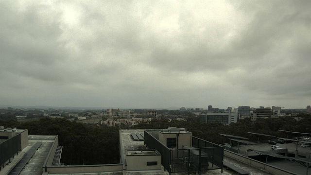 温暖化傾向を辿日曜日は、曇り