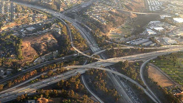 Off-and-On Closures Set for Northbound I-805 Sections in South Bay