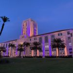 County Building honors Kobe Bryant