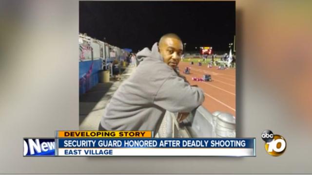 Shooting victim Ernest Lee Buchanan was 44.