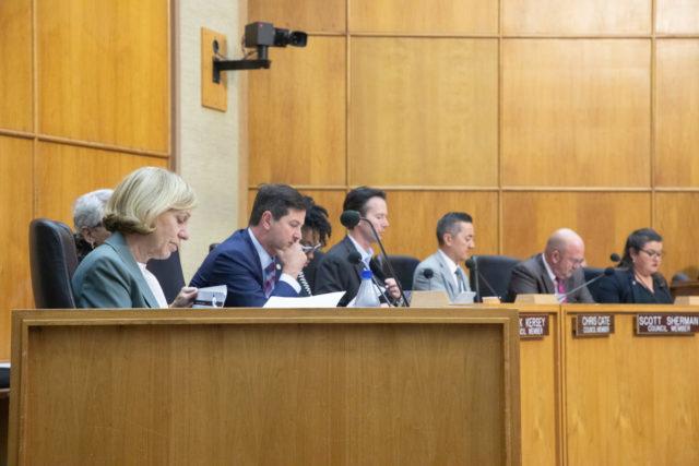 5 San Diego City Συμβούλιο Καθίσματα Επάνω για τις Αρπαγές σε τρίτη Κύρια