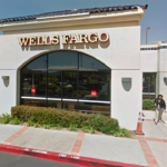 This Wells Fargo Bank branch was robbed on Otay Valley Road in Chula Vista.