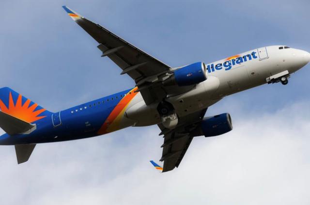 Allegiant Kündigt Neue Sommer-Flüge in 6 Städte aus San Diego