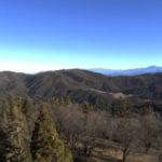 Big Black Mountain north of Ramona