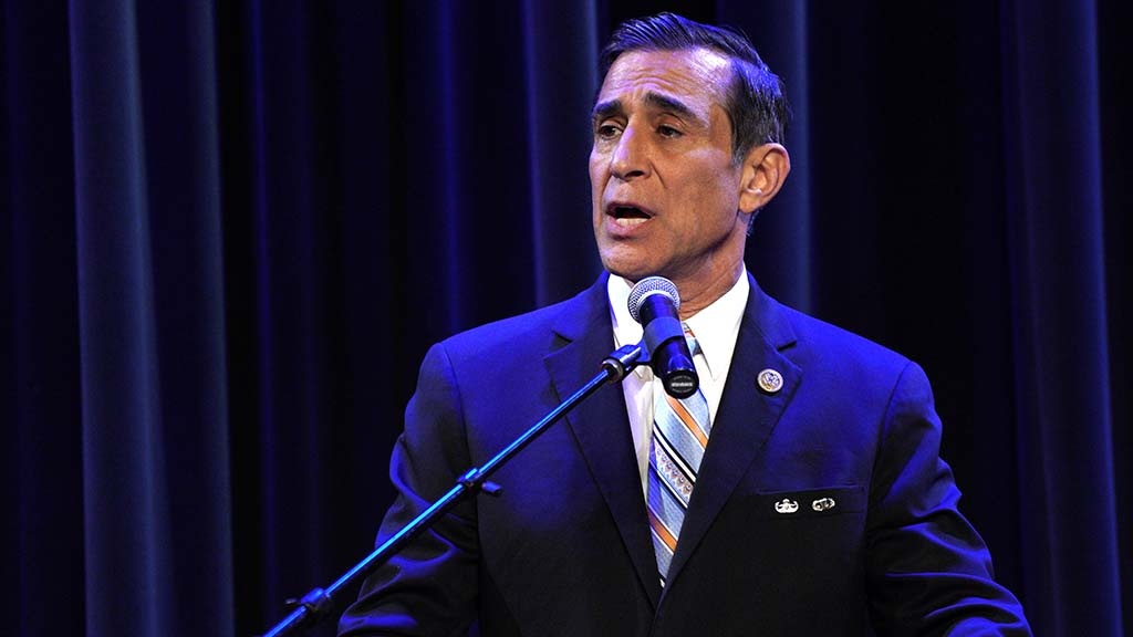 "Darrell Issa defended his ad listing Carl DeMaio as gay, saying The San Diego Union-Tribune has listed his ""gender persuasion"" in headlines 16 times."