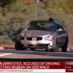 Scene of fatality involving drunken driver in Carmel Mountain area