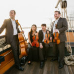 Hausmann Quartet at the Maritime Museum