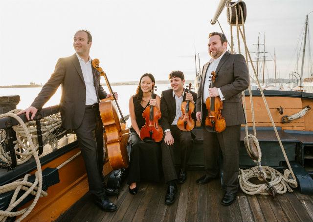 Quartett Setzt die Segel für die Fünfte Saison von