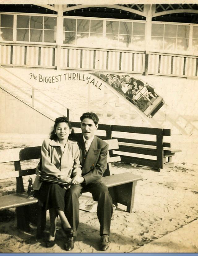 Belmont Park Ehrt '95 Jahren von Liebevollen Erinnerungen' dieser Valentinstag