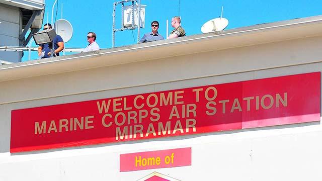 訴訟提起による家族のミラマー海兵隊死ヘリコプタークラッシュ