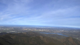 View from Otay Mountain