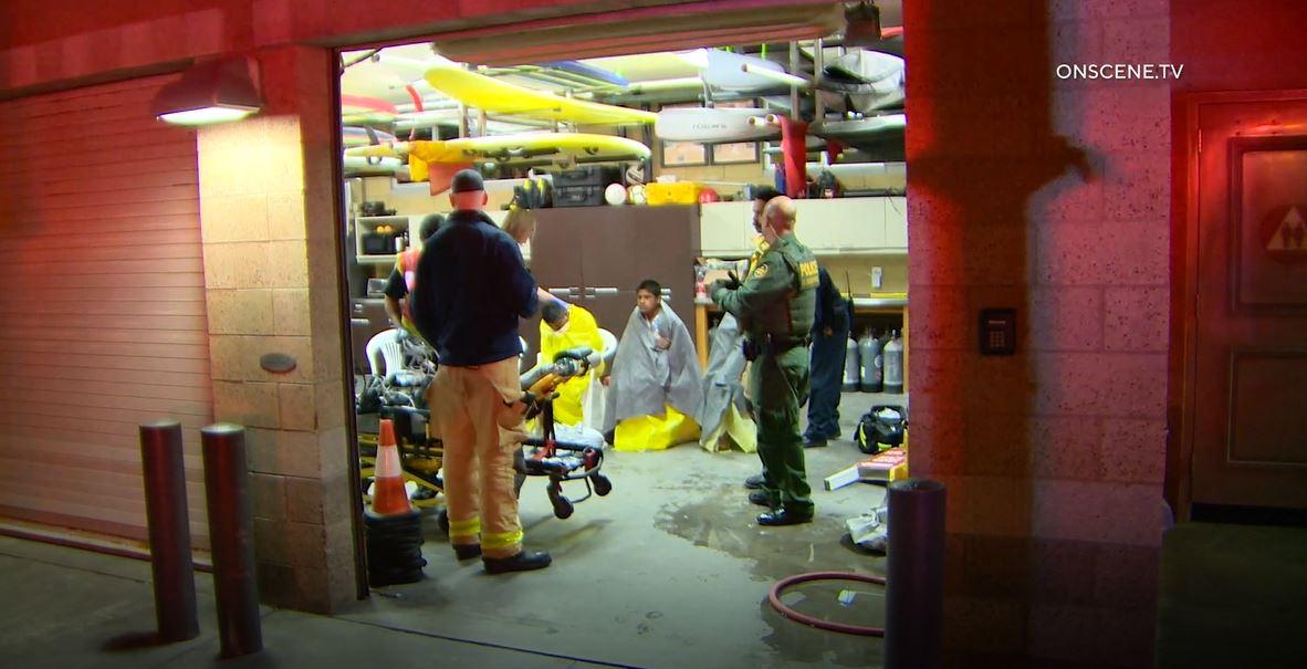 監視員を救助13人の移民後、海洋の密輸うオデルマール