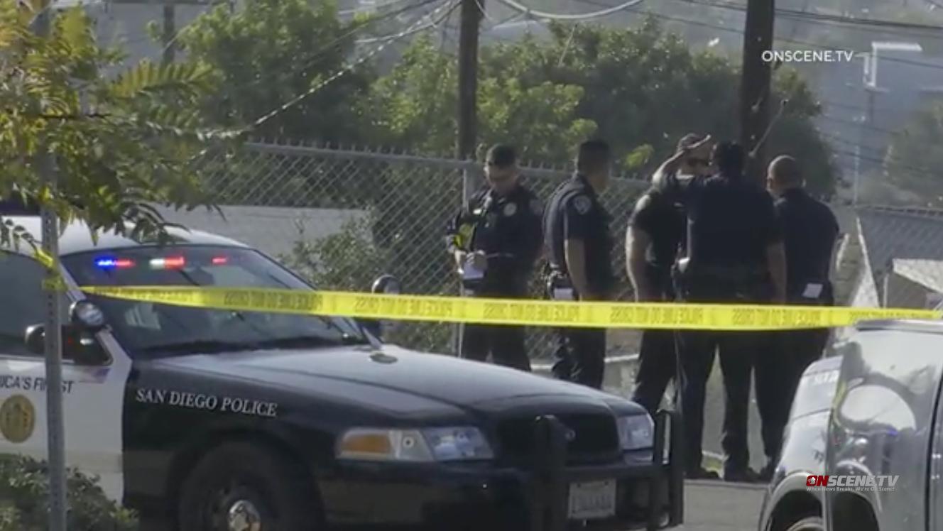 Ein Toter Nach Schießerei in Mountain View Gasse