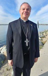 The Rev. Ramón Bejarano was born in Seagraves, Texas, on July 17, 1969, the son of José and María Elena Bejarano.