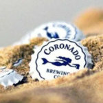 Coronado Brewing bottle caps