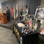 DEA press conference