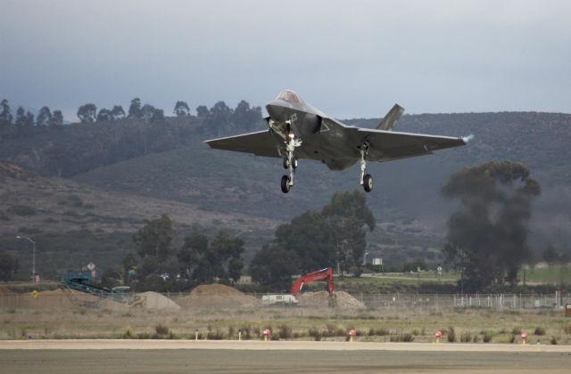 Inmitten der Quarantäne-und Coronavirus, das Miramar das Erste F-35C-Geschwader Erreicht Meilenstein
