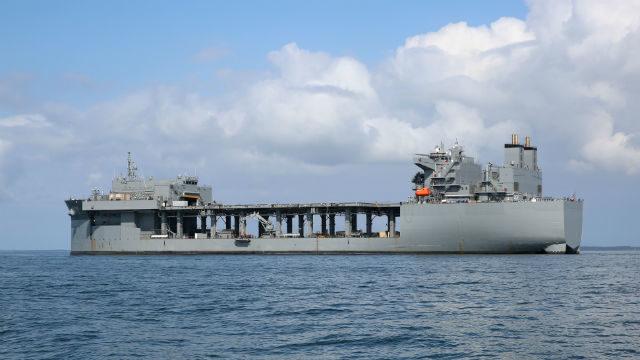 USS Hershel 'Woody' Williams
