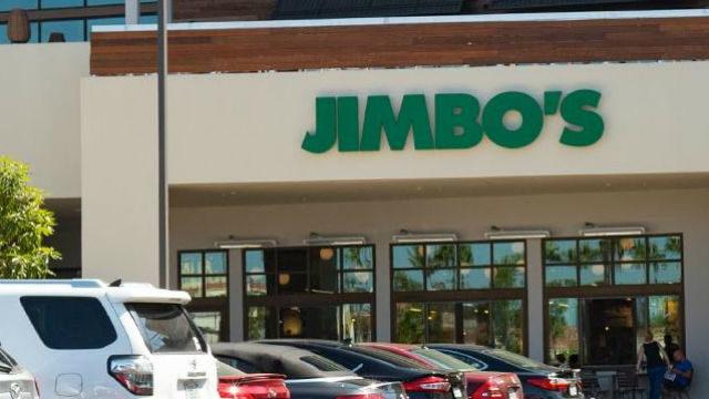 Jimbo's in Carmel Valle